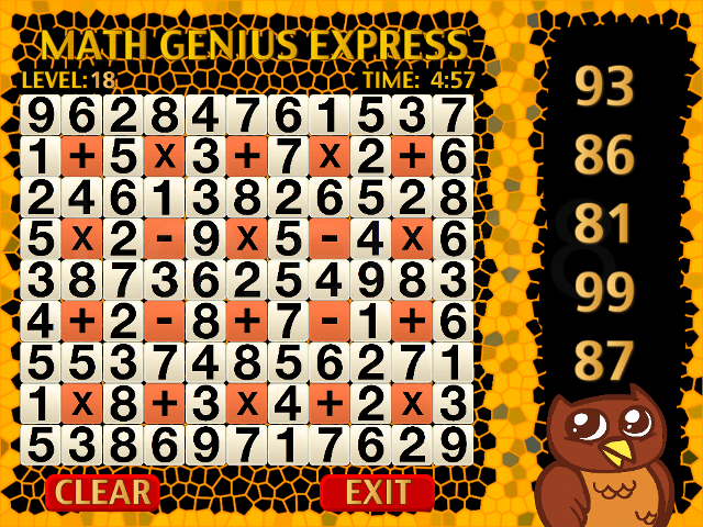 math genius express